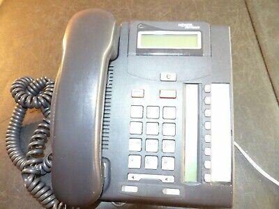 1nortel Norstar Meridian Business Phones T7208 Charcoalblack