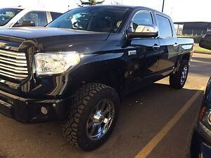 2016 Tundra with lots of extras !!