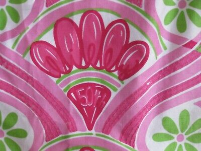 Lilly Pulitzer Pink Jubilee Shifty for Fifty Fitch Shift Dress Size 6 - Pink Fifties Dress