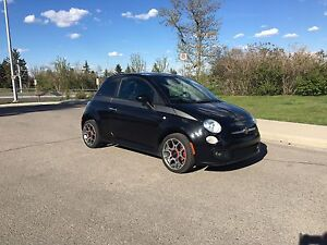 2012 Fiat 500 Sport w/ Winter Tires & Low KMs!