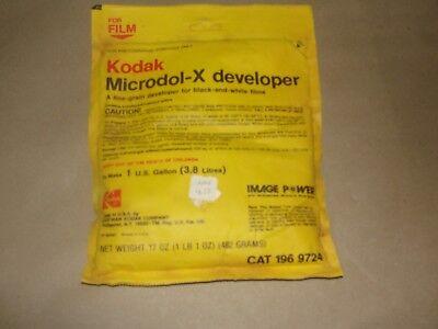 Vintage Kodak Microdol-X Developer   (NOS)