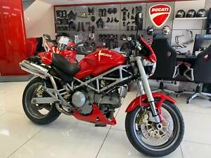 2004 Ducati Monster 1000ie Mornington Mornington Peninsula Preview