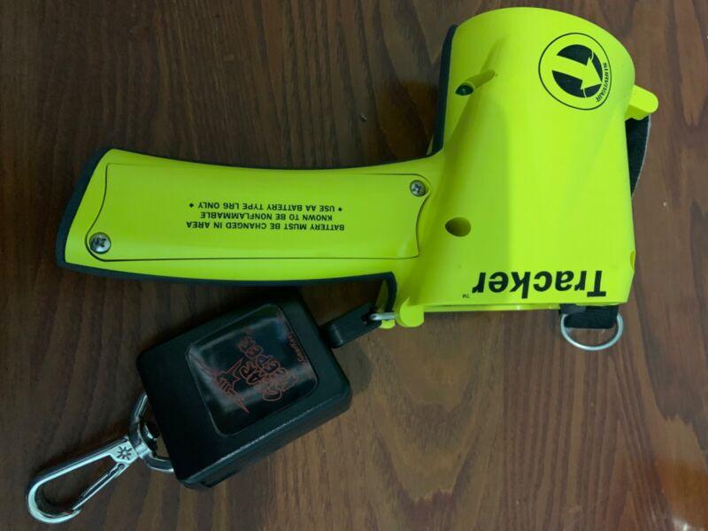 Survivair Tracker Pathfinder SCBA with Pelican case; Firefighter Honeywell