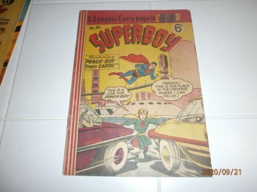 Superboy 96, Australian Edition, Nice condition
