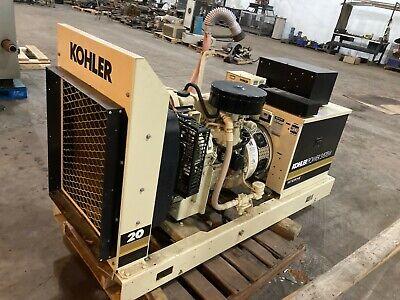 Kohler 18 Kw Generator 20rz62