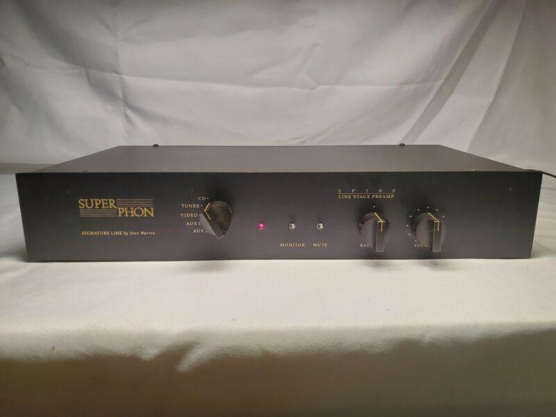 Superphon SP100 Preamplifier