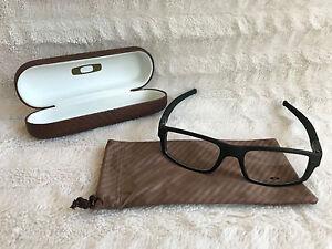 Oakley RX Eyeglasses Glasses Frame PANEL Black OX3153-0153 [53-18-143]