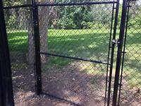 Fall pricing on Chain Link Fencing.