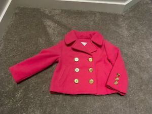 Joe Fresh wool pea coat 3T