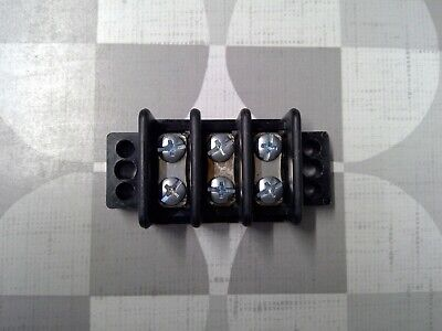 Magnum TB300-03 3 Row 6 Pin Terminal Block **Free Shipping**