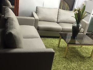 Two x 2 seater lounger suite Athol Park Charles Sturt Area Preview