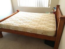 Double bed + mattress Hornsby Hornsby Area Preview