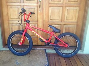 BMX 18 inch Redcliffe Redcliffe Area Preview