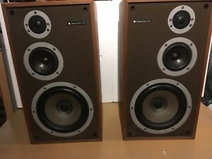 Celestion Ditton 332 stereo speakers   NEW PRICE