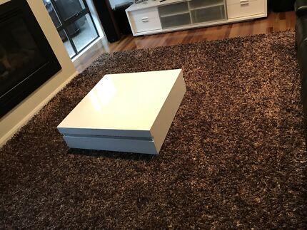 Shaggy rug - EXTRA LARGE Orlando brown shaggy rug 3.2x3.7 rrp$1495