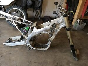 Kx450 chassis