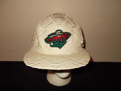Zephyr Nhl Hut (Minnesota Wild 3D Muster Hockeyschläger Zephyr Angepasst 7 5/8 NHL Hut Sku14)