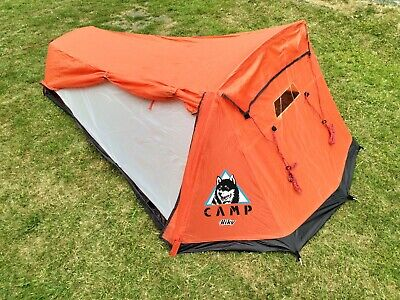 Camp Hiky One Person Tent Bivy Shelter weighs 1kg new, unused.