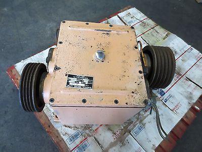 Mori Seiki Sl-2a Cnc Lathe Turning Center Transmission Gear Box