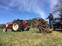 Pasture & Field/Crop  Services. 150yrs Local Experience.
