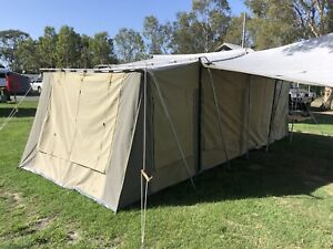 Very large canvas tent SOLD PENDING PAYMENT & Very large canvas tent SOLD PENDING PAYMENT | Camping u0026 Hiking ...