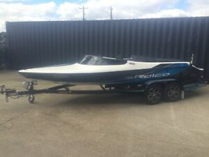 Rolco Phoenix Waterski and Wakeboarding boat Campbellfield Hume Area Preview