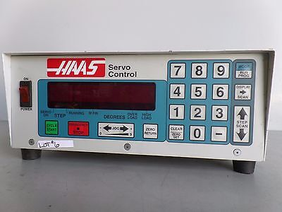 Software-41 Brush 17 Pin Haas Control Box Sco1m Rotary Table Indexer Inv. 6 Lms