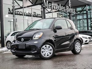 2017 Smart fortwo pure cpé