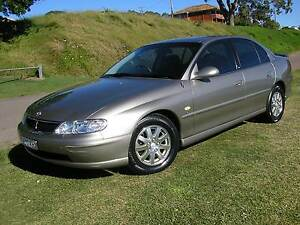 2002 Holden Berlina Sedan Toukley Wyong Area Preview