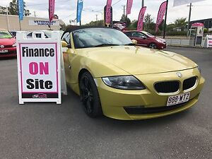 2006 BMW Z4 2.5si E85 MY06 Automatic Coupe Burpengary Caboolture Area Preview