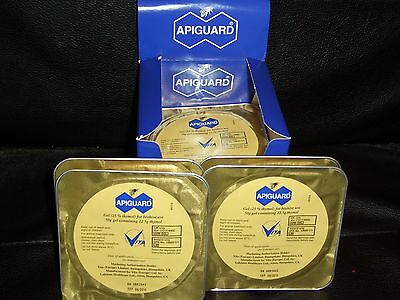 Varroa Treatment  APIGUARD  10 x 50 GRAMs