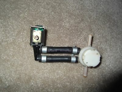 2003 nissan frontier vacuum cut valve bypass valve