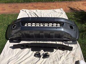 VW Amarok front bumper assembly. Kogarah Bay Kogarah Area Preview