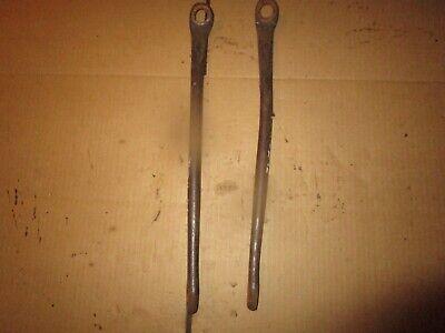 2 Drawbar Braces For A Farmall H Sh 300 350