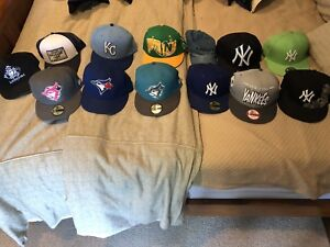 New era SnapBack and fitted hats