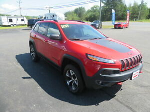 2017 Jeep Cherokee 2017 Jeep Cherokee - 4WD 4dr L Plus Pkg