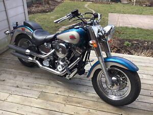 1991 Harley Twin Cam Fatboy