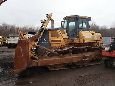 John Deere 1050c Crawler Dozer Whole Or Parts Liebherr 1050 Bulldozer Tractor