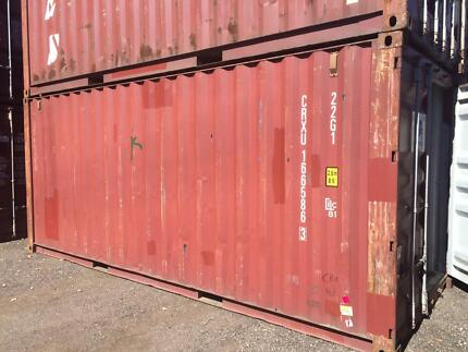 20' General Purpose Shipping Container / Sea Container Midvale Mundaring Area Preview