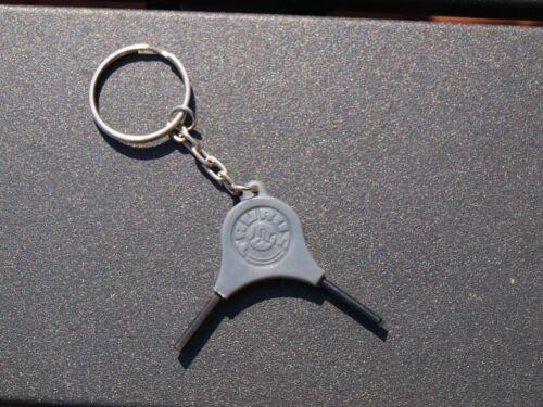 Taurus Gun Security Lock Safety Key/Double Key+Keychain
