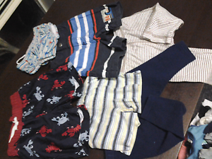 baby boys clothes size 00 board shorts , speedo , leggings,shorts Bald Hills Brisbane North East Preview