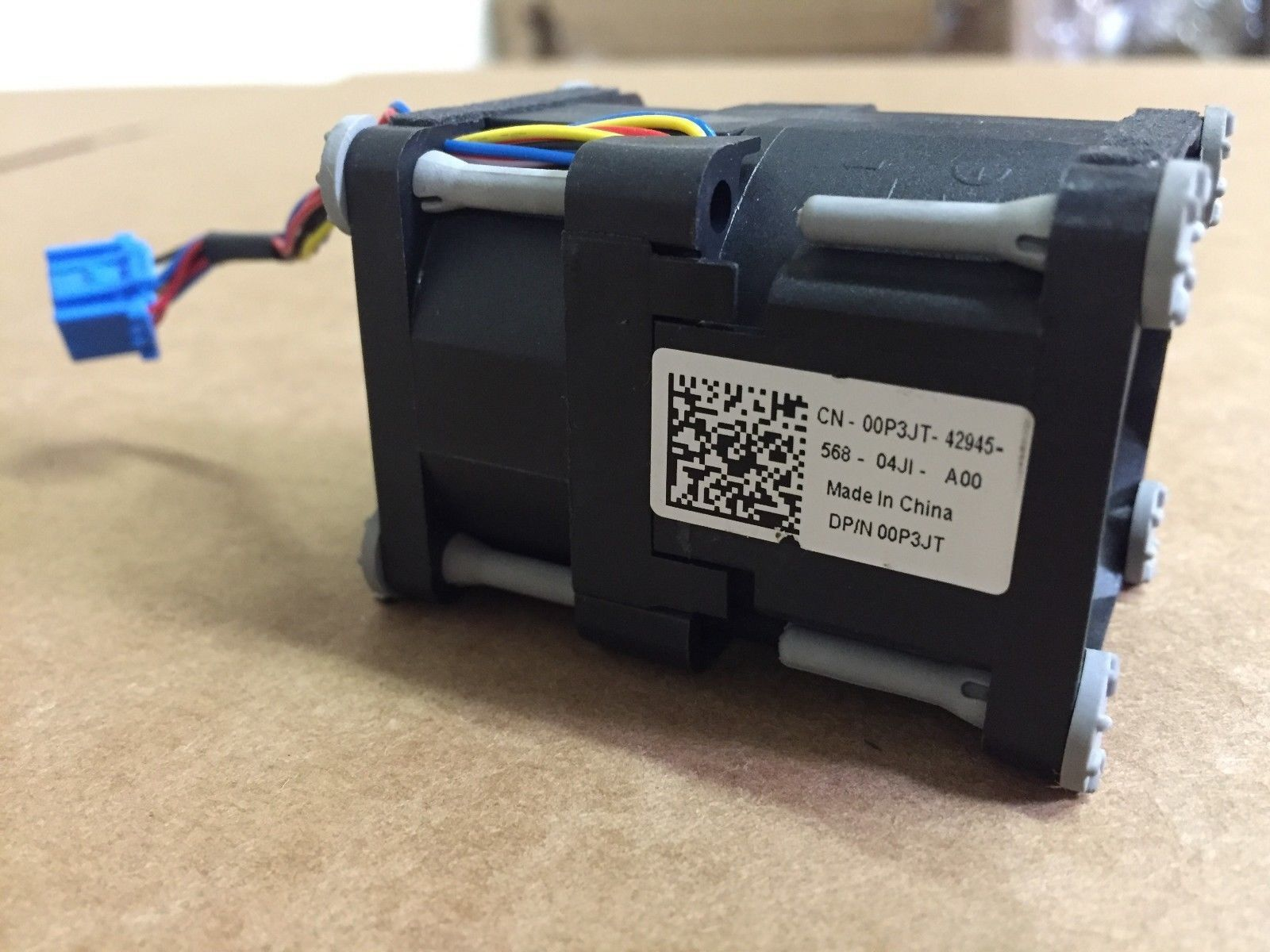Dell PowerEdge R320 R420 Cooling Fan G8KHX 98N89 CMRFD 0P3JT HR6C0