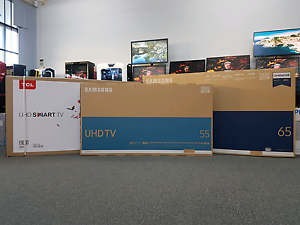 """Brand New 60"""" UHD 4K Smart TV from $29 per week Applecross Melville Area Preview"""
