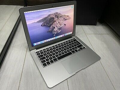 "Apple MacBook Air 13.3"" Mid 2017 Model 128GB SSD 8GB Ram 1.8GHz Intel Core i5"