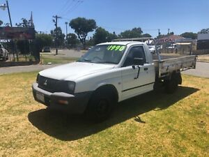 2004 Mitsubishi Triton Manual Ute Maddington Gosnells Area Preview