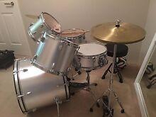 Ashton drum kit Kinross Joondalup Area Preview