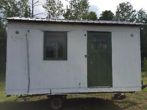 8x16 ATCO Office Trailer or Chip Truck or great shed!