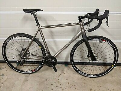 On One Pickenflick Titanium cyclo-cross/gravel/road bike XL