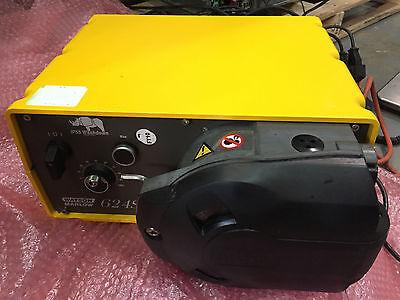 Watson Marlow 624sr Ip55 Washdown Peristaltic Pump Manual Control 624s 624sr