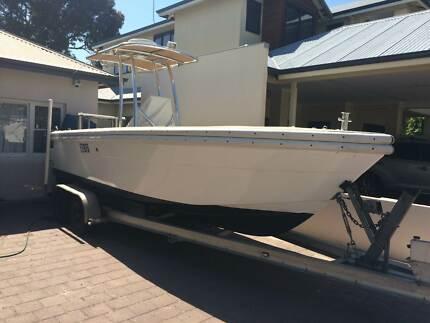 23ft Centre Console. Game Fishing Boat South Perth South Perth Area Preview